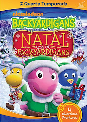Baixar Filme Natal com os Backyardigans (Dublado) Online Gratis