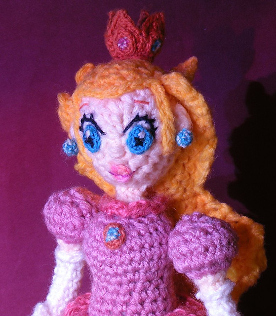 2000 Free Amigurumi Patterns: Free Amigurumi Princess ...