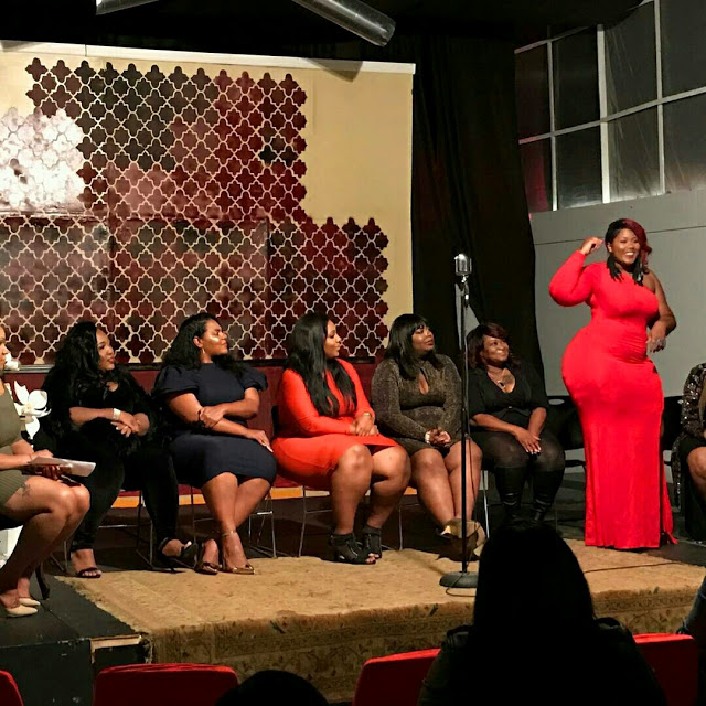 Catch My Lash: Curves In Business Panel