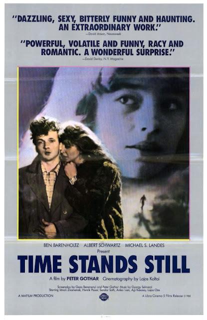 Time Stands Still • Megáll az idö (1982)