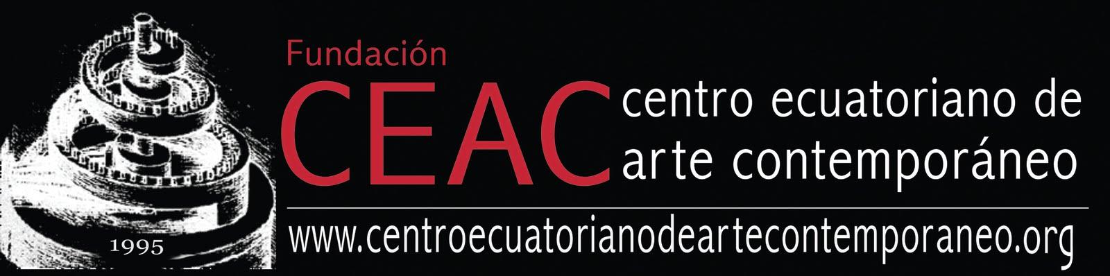 Centro Ecuatoriano de Arte Contemporáneo -CEAC