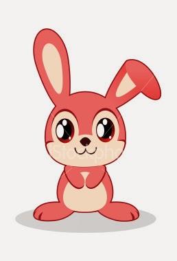 how to draw a cute cartoon bunny