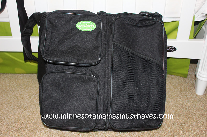 2011 Holiday Gift Guide Quicksmart 3 In 1 Travel Bassinet Review And Giveaway Closed Must