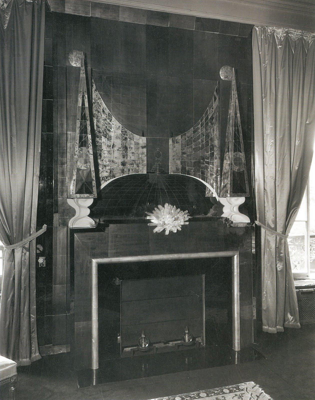 for pilar serge roche u0027s fireplaces