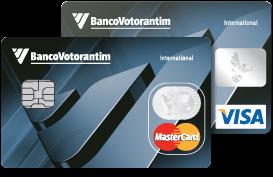 cartão banco votorantim internacional