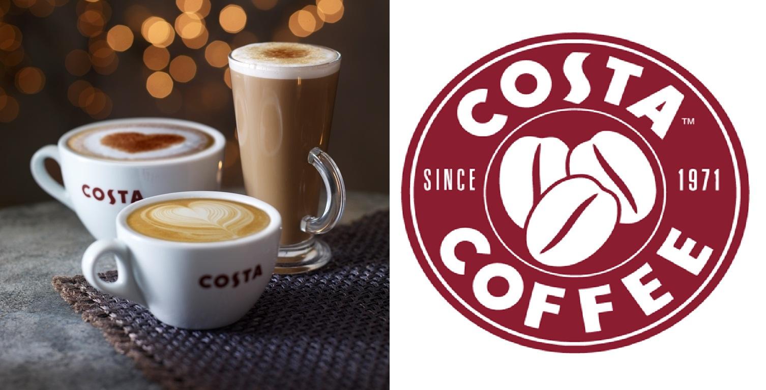 costa coffee brand