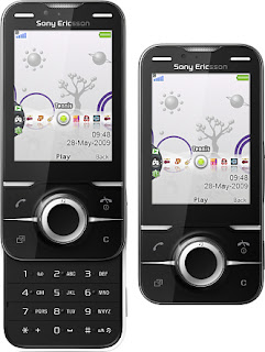 sony ericsson yari-HSDPA 3G phone which has high standard features
