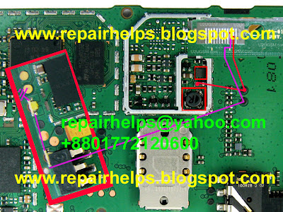 Nokia 1202 Light Problem http://repairhelps.blogspot.com/2012/07/nokia-1202-light-solution.html