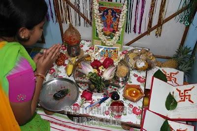 Diwali Laxmi Lakshmi Puja