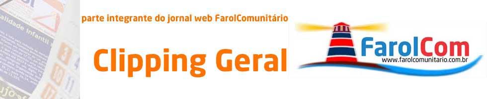 Clipping do Farol Comunitário
