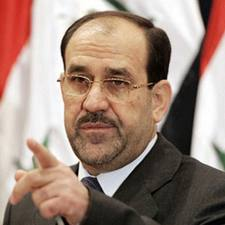 Maliki's 3rd term chances... Images