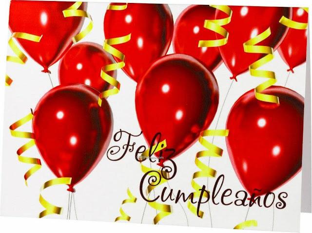 FELIZ CUMPLEAÑOS Y HAPPY BIRTHDAY: TARJETAS Y POSTALES ANIMADAS ...