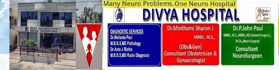 DIVYA HOSPITAL SPECIALITY