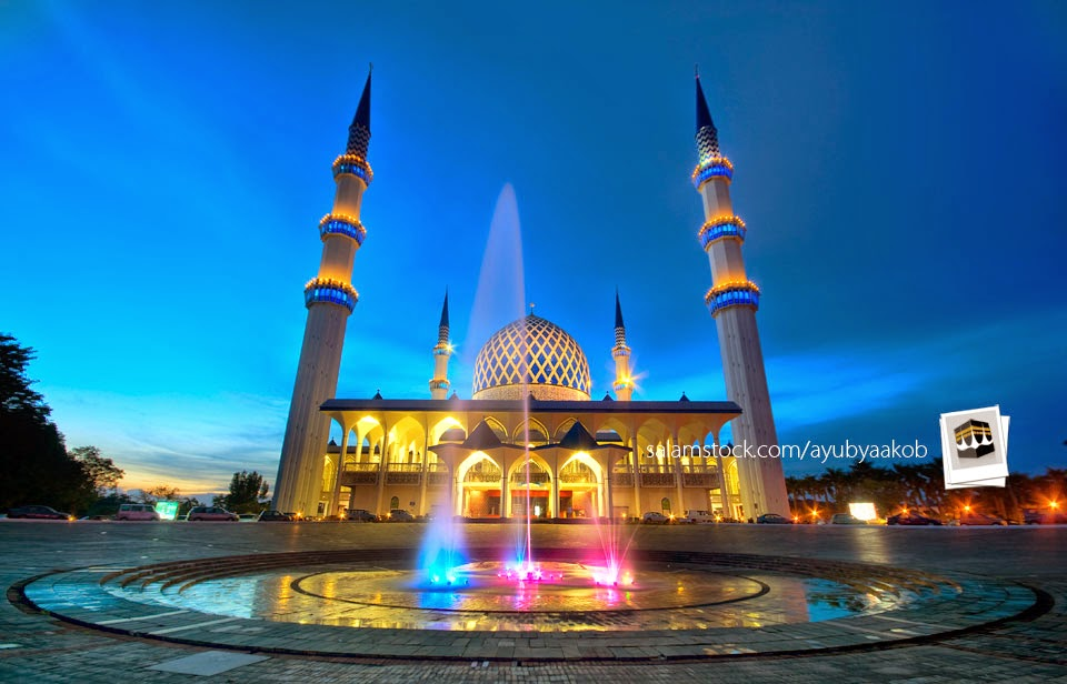 best mosque in the world wallpaper