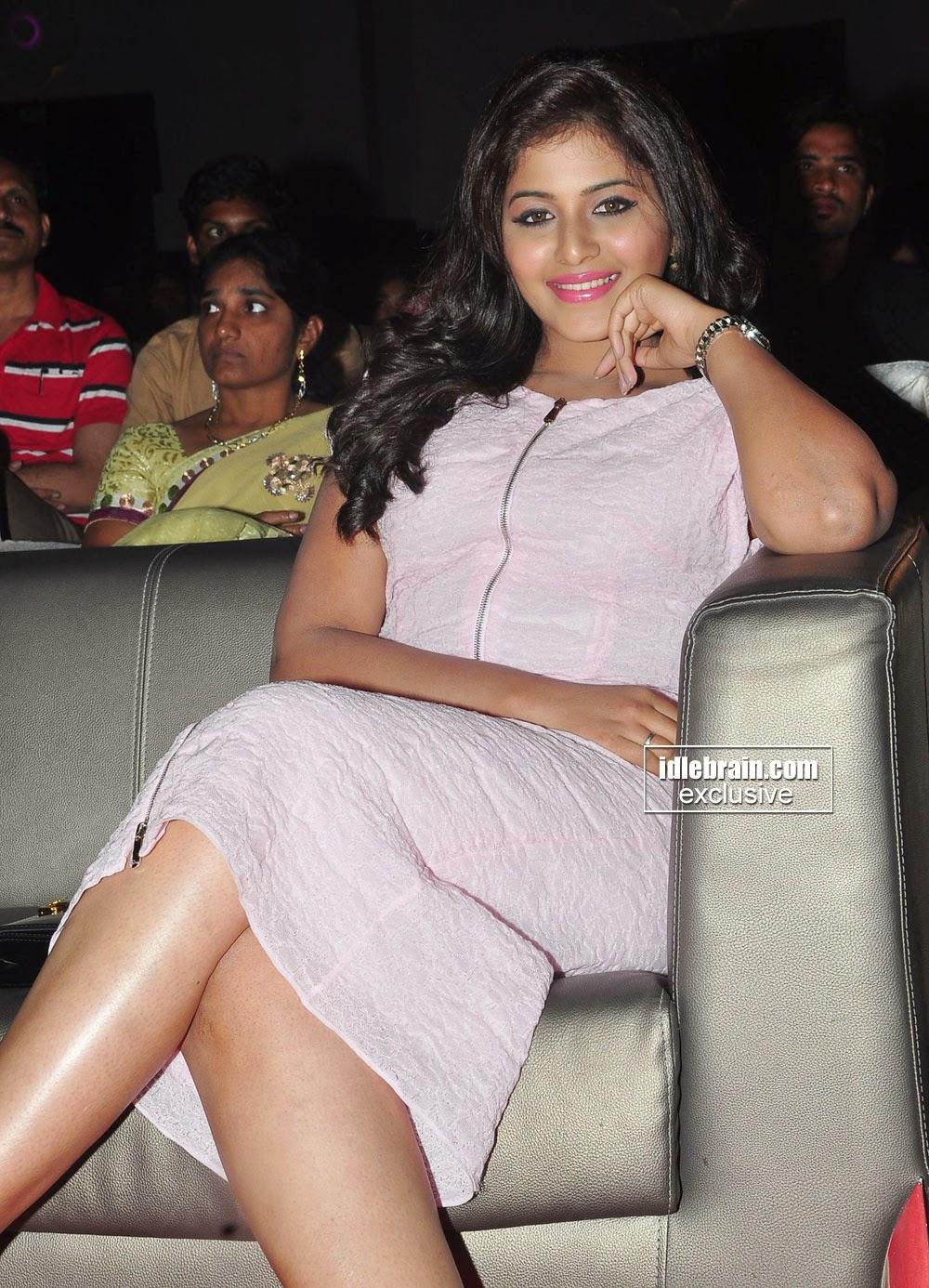 Anjali  legs hot