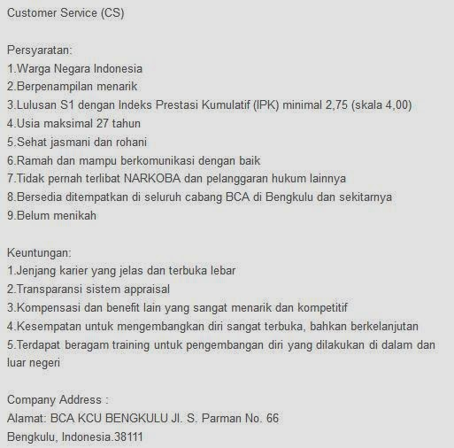 loker-bank-bca-bengkulu-terbaru-april-2014