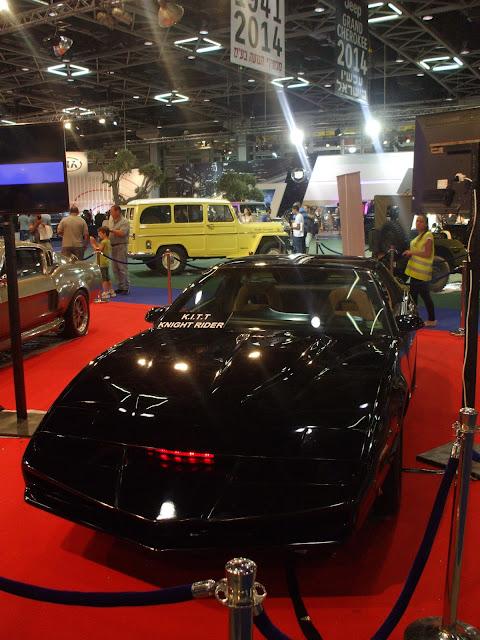 Pontiac Trans Am אוטומוטור תערוכת מכוניות