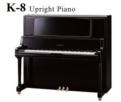 dan piano kawai k8