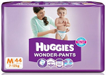 Amazon : Huggies Wonder Pants Medium Size Diapers (42 Count) at Rs.356
