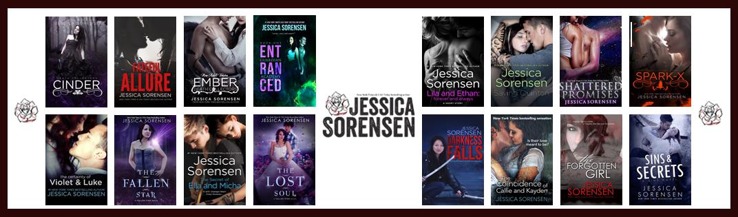 Jessica Sorensen's Blog