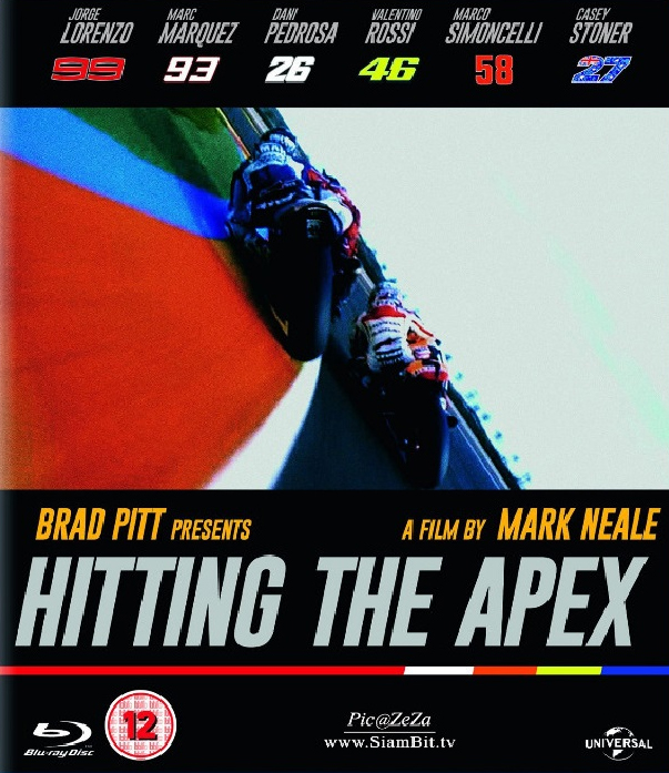 [สารคดีมาใหม่] HITTING THE APEX (2015) ซิ่งทะลุเส้นชัย [MASTER][1080P] [เสียงไทยมาสเตอร์ 5.1]