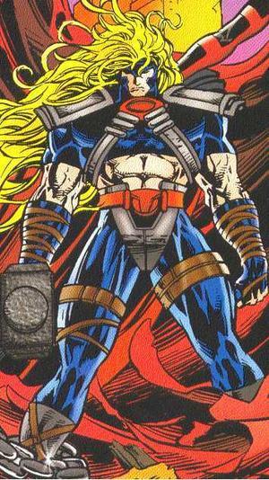Galería de Portadores del Mjolnir - Thor decada 90