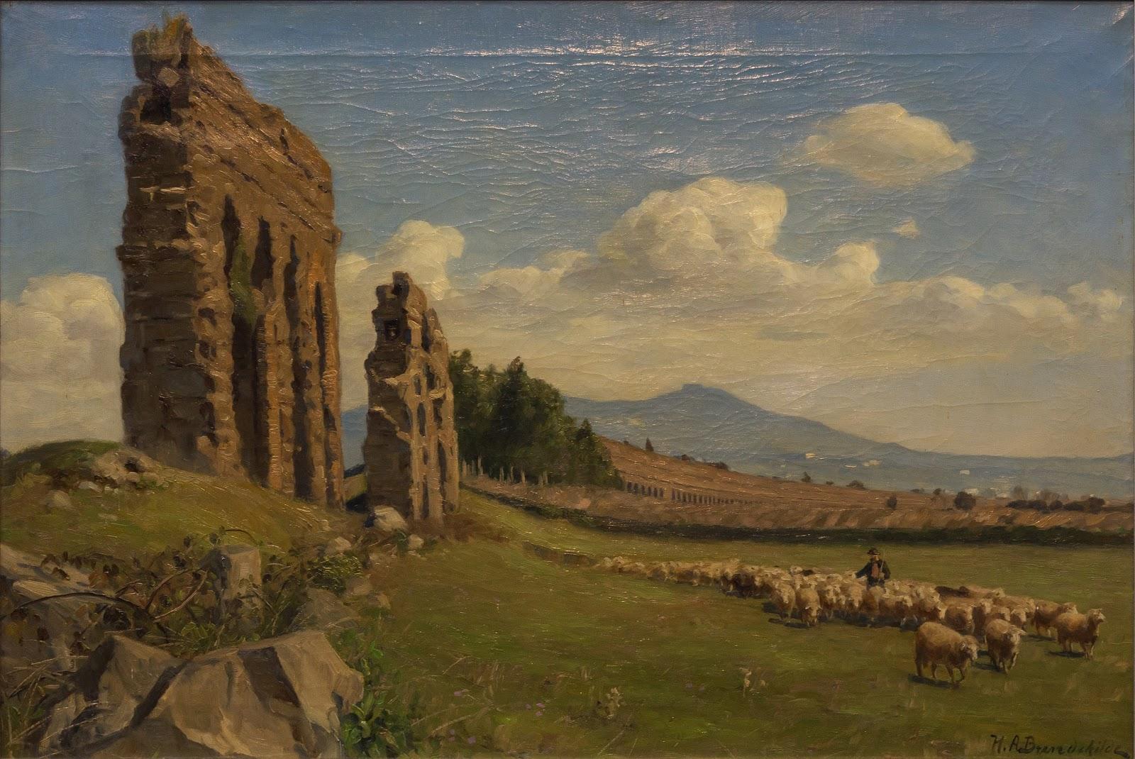 Hans Andersen  rendekilde F C Arehyrde p C A den romerske Campagne C udateret