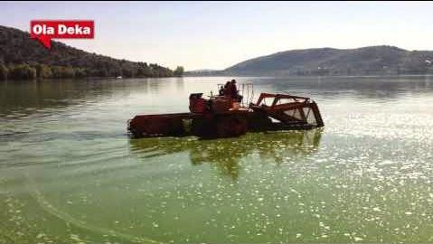 Πολυμηχάνημα λίμνης: «Το πρωί νόμιμο-το βράδυ παράνομο» Αποκαλυπτικό έγγραφο!