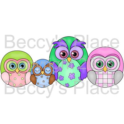 http://www.beccysplace.com/owlets