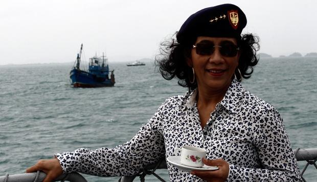 Pemberantasan pencurian ikan berkontribusi penurunan impor BBM