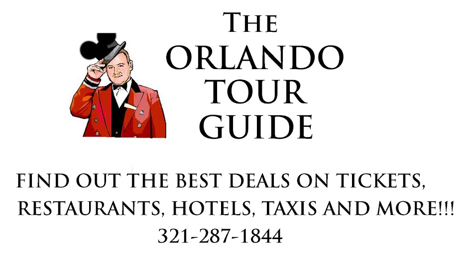 The Orlando Tour Guide