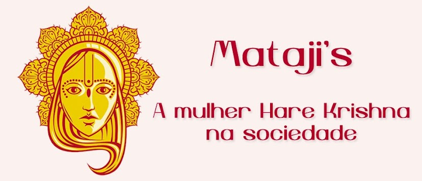 A mulher Hare Krishna na sociedade