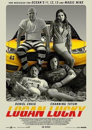 Filme Logan Lucky - Roubo em Família BluRay 2017 Torrent
