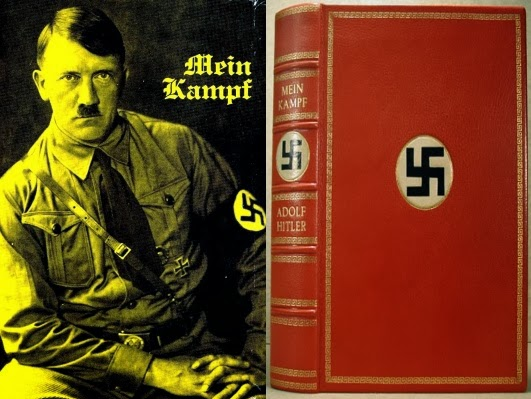 an analysis of mein kampf by adolf hitler Adolf hitler's autobiography and political manifesto  race and people  for the purposes of making the requisite analysis it will be best to mark his progress.