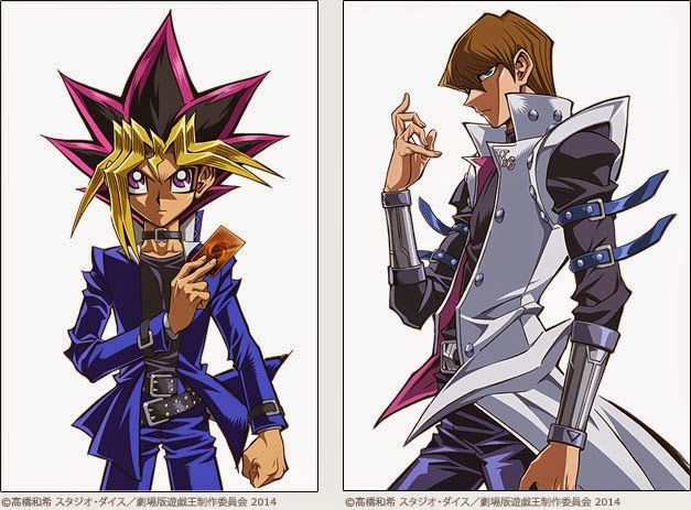 Key Visual Movie terbaru Yu-Gi-Oh!