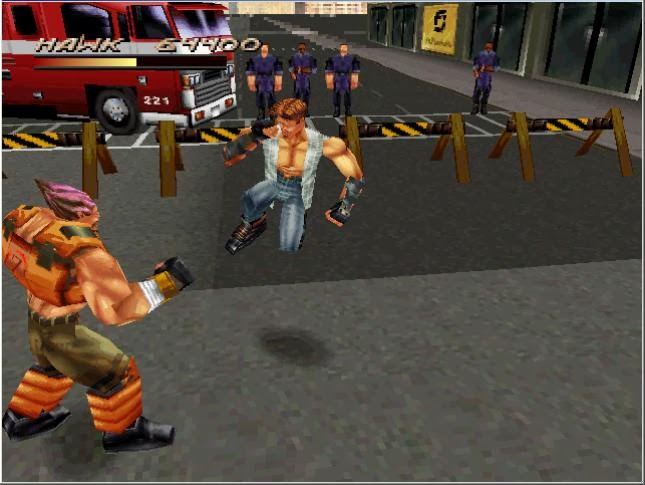Fighting Force 64 - Play Game Online