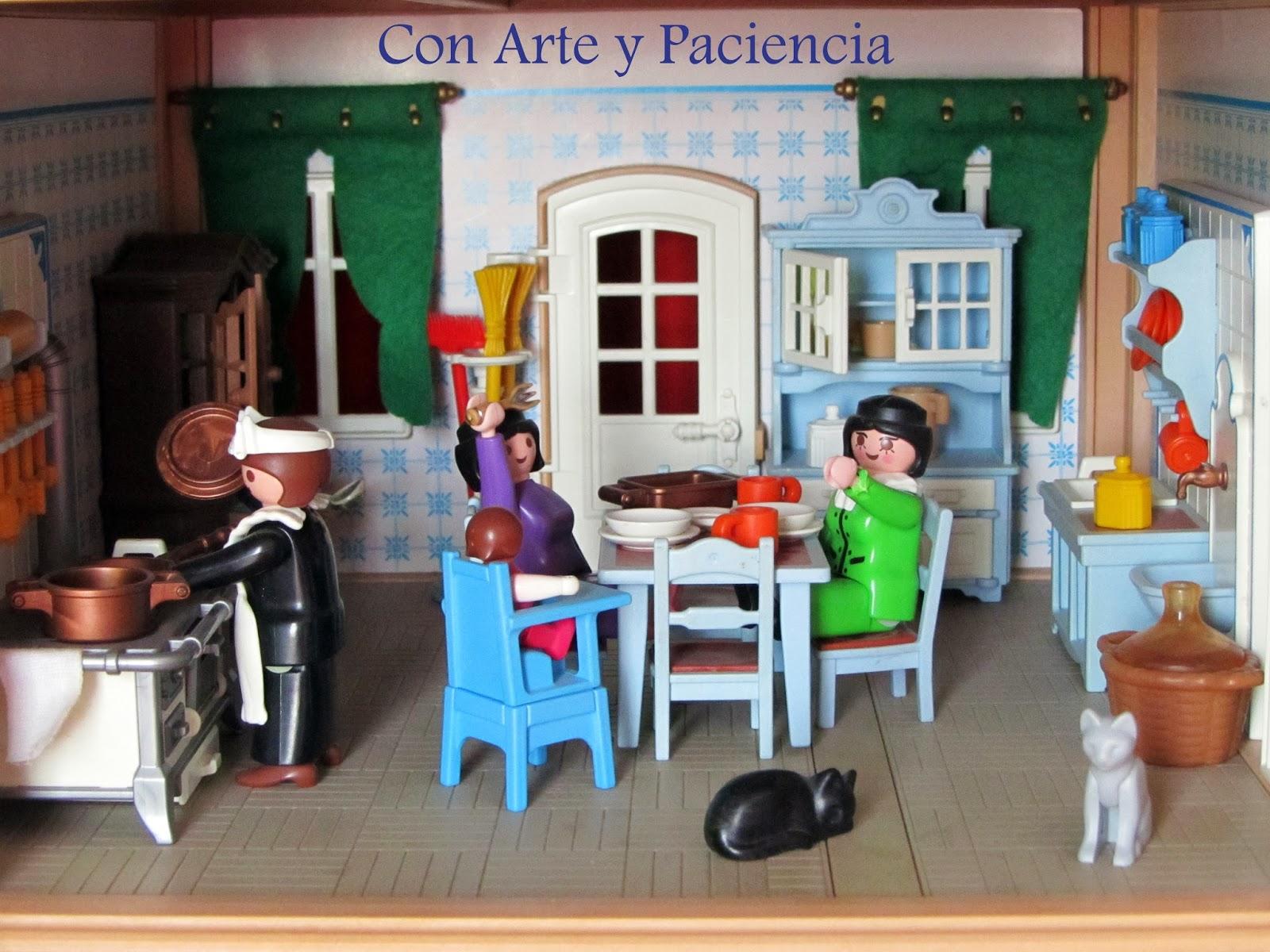 Ante todo con arte y paciencia casa 1900 playmobil for Casa playmobil precio