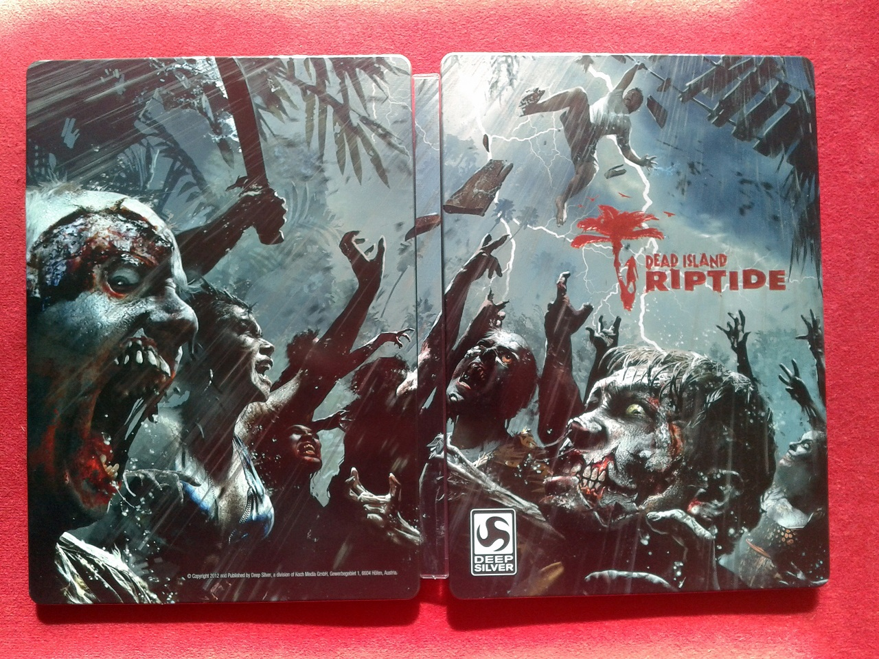 Dead Island Riptide Download Free Full PC Version BY R@V! CR title=