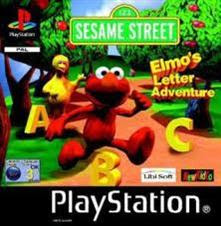 Torrent Super Compactado Sesame Street Elmos Letter Adventure PS1