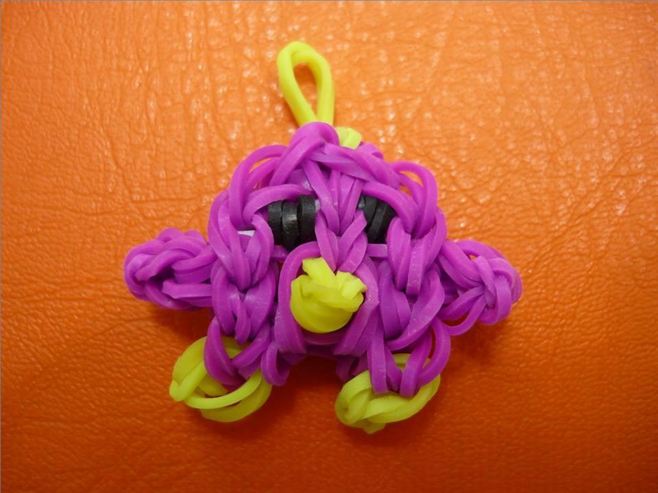 Плетение из резиночек без станка фигурки