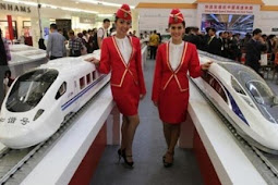 FAKTA FAKTA Seputar Kereta Api Cepat China