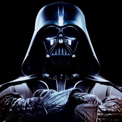Darth Vader iPad Wallpaper
