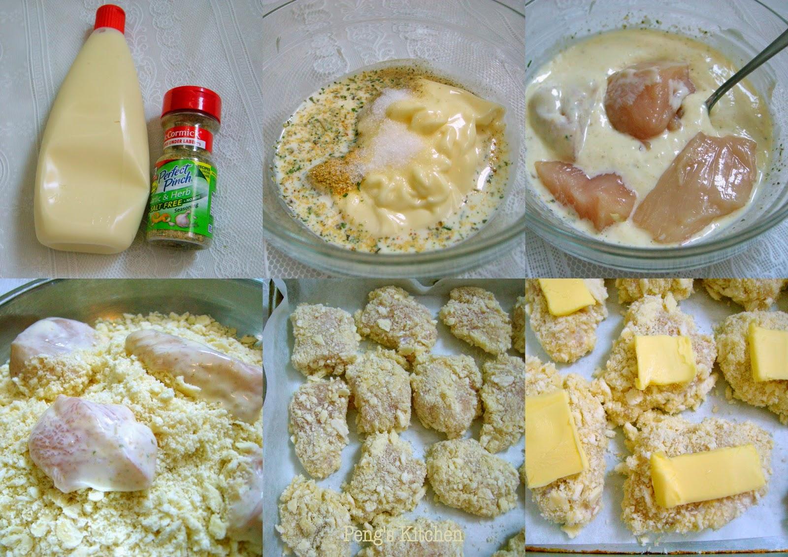 Homemade Chicken Nuggets Ii
