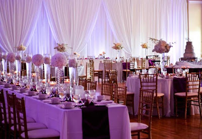 Reception Decorating Ideas