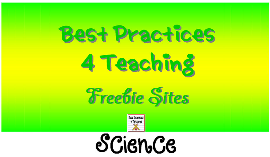 Best Practices 4 Teaching Science