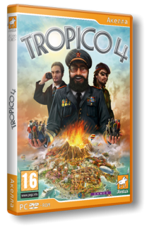 Tropico 4 + Modern Times Rus|Eng RiP z10yded 