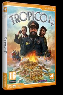 Tropico 4 + Modern Times Rus|Eng RiP z10yded