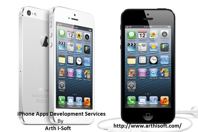 iPhone Apps Development Services