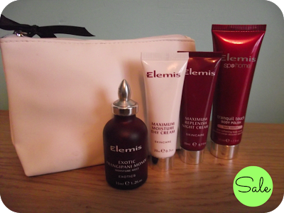 Elemis collection