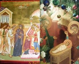 Τα Εισόδια της Θεοτόκου είναι η εορτή της εισόδου μας στην Εκκλησία τα Χριστούγεννα (Καταβασίες)
